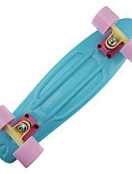 skate clássico (70 * 51 milímetros) azul / roxo / rosa / amarelo