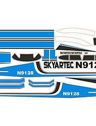 Geral Cessna Skyartec MCE-014 peças Acessórios RC Quadrotor Branco Metal / pet