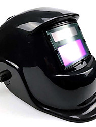 New Automatic Solar Darkening Welding Protective Mask (Sold Skeleton Flame, Solar , Lithium Battery-Powered)