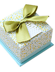 Yellow Color, Other Material Packaging & Shipping Gift Box A Pack of Two