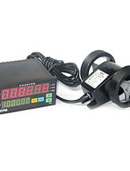 com alarme, contador controle scnp41