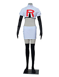 Inspired by Pocket Monster PIKA PIKA Anime Cosplay Costumes Cosplay Suits