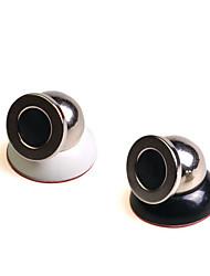 téléphone mobile support magnétique rotatif fournitures rack automobile magnétique multifonctionnel