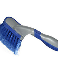 Portable Brush Soft Bristle Tool / Car Wash Brush Through Water / Cleaning Tool