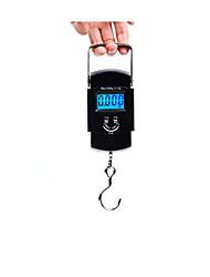 échelle de crochet électronique portable (plage de pesée: 50 kg / 10g)