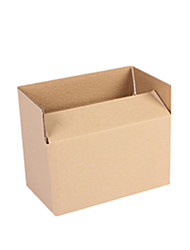 Yellow Color Other Material Packaging & Shipping Five Layer Hard Blank Packing Cartons A Pack of Ten