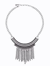 Colliers Tendance Pendentif de collier Bijoux Décontracté Gland Alliage Argent 1pc Cadeau