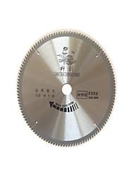 sierra de 10 pulgadas de aleación, eléctrica hoja de sierra circular (10 dientes 100 pulgadas de aluminio), diámetro: 250 mm