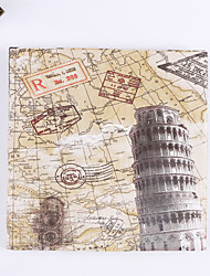 100% virgin pulp 20pcs Tower of Pisa Wedding Napkins