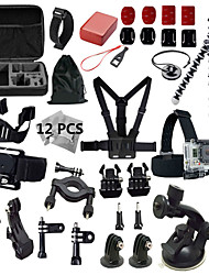 Gopro AccessoriesMount/Holder / Monopod / Tripod / Straps / Gopro Case/Bags / Screw / Buoy / Suction / Accessory Kit / Hand Grips/Finger