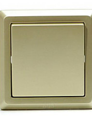 Pearl Gold A Double Control Switch Socket Wall Switch Home