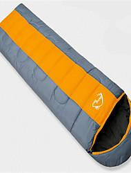 Sleeping Bag Rectangular Bag Single 0°~5° Hollow Cotton 1800g 190X75  Traveling Moistureproof Moisture Permeability