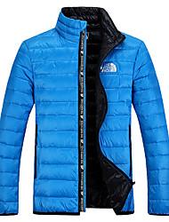 The North Face Men's Down Jacket Waterproof Windproof Outdoor Sports Trekking Camping Hiking Full Zipper Jackets