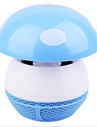 1pc usb cogumelo assassino do mosquito lâmpada nenhuma mulher grávida lâmpada mosquito bebê repelente de fotocatalisador radiação