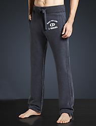 LOVEBANANA Men's Active Pants Dark Gray-38015