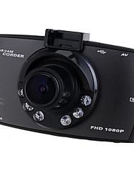 Drive Recorder L702 HD Big Screen Car Black Box Car Six Lights Car Driving Apparatus