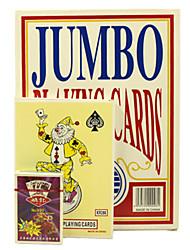 Poker Spiel-Spielzeug Quadratisch Papier Weiß Für Boy / Für Mädchen Vor 6