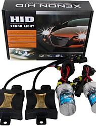55W conversione del faro kit di lampadine H1 H3 H7 H8 / H9 / h11 h10 / 9005 9006 880/881