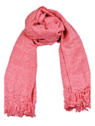 The New Mohair Thick Elongated Hollow Fringed Shawl Scarf Female Scarf