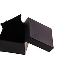 Especificações caixa do pacote relógio 8 * 8.4 * 5,4 centímetros 5 embalado para venda