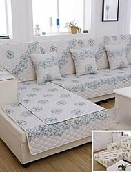 50 * 50 novo design de dupla face almofada de sofá de tecido escovado almofada de diamantes de veludo (padrão aleatório)