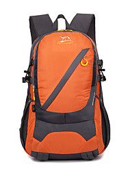30 L Backpack Camping & Hiking Traveling Wearable Breathable Moistureproof