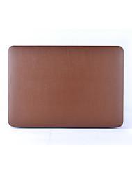"""Полноразмерные чехлы Полиуретановая кожа Для крышки случая 12 дюймов / 11.6"""" / 13.3 '' / 15,4 ''MacBook Pro / MacBook Air / Macbook /"""