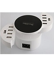Doolike to CDA16 multi-functional 10USB intelligent socket row plug