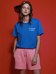 NEATO Women's Solid Pink / Yellow Chinos / Shorts PantsActive Summer