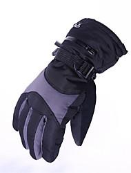 Winter Gloves Unisex Anti-skidding / Keep Warm / Wearproof / Waterproof / Windproof / Breathable / Snowboarding Gloves