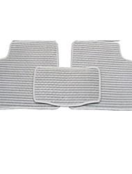лен автомобильные коврики для Nissan Teana Qashqai Livina Tiida / Tiida / Sylphy Chun Ят солнце пуфики