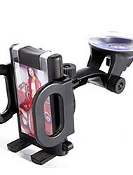 Universal Support Vehicle Navigator Suction Cup Bracket  Frame for Automobile