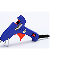 Electric Hot Melt Glue Gun With Switch Indicator