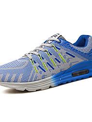 Men's Sneakers Fall / Winter Comfort Outdoor / Athletic / Casual Blue / Yellow / Orange Walking / Running / Sneakers