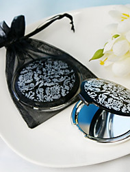 Bachelorette / Bridesmaids Lady Compact Mirror Favors Beter Gifts Wedding Keepsakes / Thank You