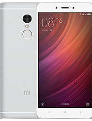 "Redmi Note 4 5.5 "" Android 6.0 Handy (Dual - SIM Deca Core 13 MP 3GB + 64 GB Silber / Gold)"