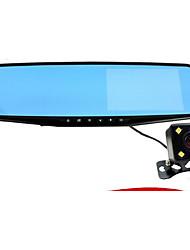 eine von nicht anpingen. q5 fahren Recorder blau Spiegel Anti-Glare Rück Video Dual Lens 1080p