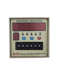 TCN-P61B Counter(Input Signal Voltage 110-220 (V))