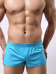Boxers Pour des hommes Coton