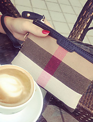 Women Canvas Casual Clutch