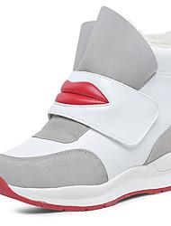Women's Sneakers Spring / Summer / Fall / Winter Comfort PU Outdoor / Athletic / Casual Black / GrayTennis / Walking /