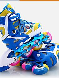 Jungen Sportschuhe Komfort Tüll Herbst Sportlich Ski-Schuhe Komfort Flacher Absatz Purpur Blau Flach