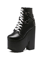 Women's Boots Spring / Fall / WinterHeels / Riding Boots / Bootie / Gladiator / Basic Pump / Comfort / Shoes