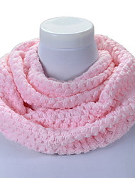 Corn Fall And Winter Scarves Scarf Collars Warm Wool Scarves Knitted Scarf Double Ring