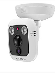 Hikvision DS-2CD2C10F-IW Card Type Camera 1/4/CMOS 1MP Multi Function Alarm Type Network Camera