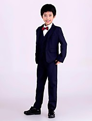 Clothing Set Kids ClothesChildren Boy Gentleman Suit Sport Suit Set 5 Piece