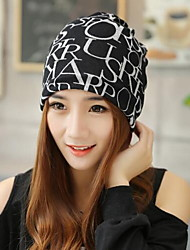 Unisex Cotton Blend Ski HatCasual Winter