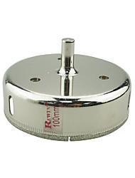 Rewin nástroj legovaných ocelí skleněné otvory otvírák díra velikosti 100mm 2ks / box