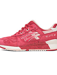 Asics Gel Lyte III Womens Running Trainers Sneakers Athletic Tennis Shoes Red Navy