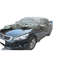 Prevent Bask In Car Hood Camouflage Is Three Cloth Car Hood